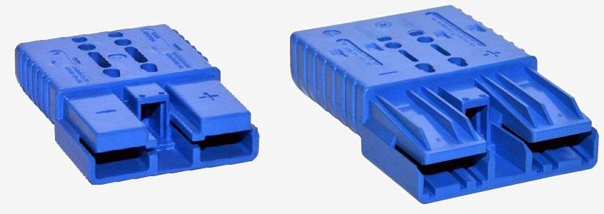 Комплектующие для тяговых батарей от производителя: разъемы, болты, перемычки, отводы, уплотнитель 3